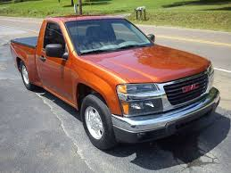 Find used 2006 GMC Canyon Low Miles 57K Automatic 4 cylinder Custom ...