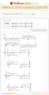 simplify log sin 1 2 sin 1 x