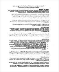 Service Level Agreement Template Interesting Help Desk Service Level Agreement Template Inspirational Help Desk