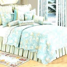 coastal bedding sets coastal bedding sets regarding quilts quilt twin prepare coastal comforter sets twin coastal