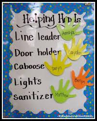 72 Correct Preschool Charts Classroom
