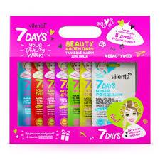 Подарочный набор <b>VILENTA</b> 7 Days <b>Beauty</b>-календарь — купить ...