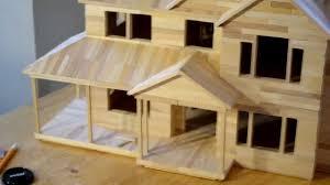 popsicle stick house plans elegant popsicle stick house plan how to build a popsicle house 13