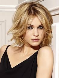 um length curly bob for thinning hair on top um length hairstyles for thin hair women