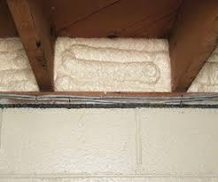 crawl space foam insulation. Exellent Foam Spray Foam Encapsulation Throughout Crawl Space Insulation L