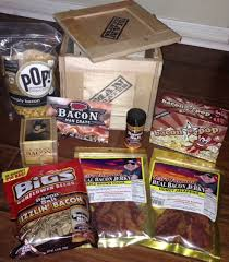 man crates bacon. Brilliant Crates I Received The U201cBacon Man Crateu201d Which Is Perfect For Dad That LOVES  Bacon It Includes Bacon Flavored Sunflower Seeds Salt  Throughout Crates Bacon M