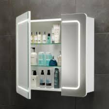 Bathroom mirrors and mirror cabinets at Bathroom City
