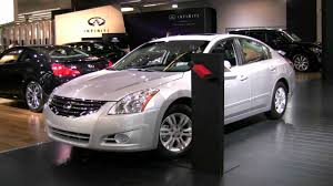 nissan altima 2012 interior. 2012 Nissan Altima Exterior And Interior At Montreal Auto Show YouTube Intended