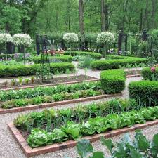 Ornamental Kitchen Garden Clc A Kitchen Garden Or A Potager Is A French Style Ornamental