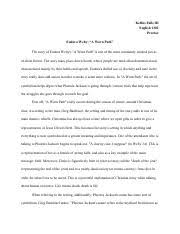 engl houston community college course hero 4 pages essay 2 eudora welty a worn path pdf