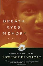 breath eyes memory by edwidge danticat 5186