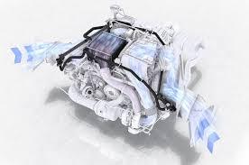 2016 porsche 718 boxster s passenger ride review autocar porsche 718 boxster engine diagram