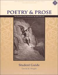 poetry prose book ii elizabethan to the neo classical age  poetry prose book ii elizabethan to the neo classical age student guide