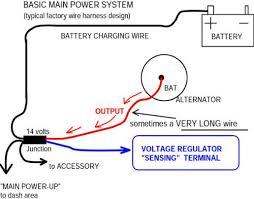 chevy 3 wire alternator wiring diagram facbooik com Three Wire Alternator Wiring Diagram 3 wire alternator wiring diagram chevrolet one wire alternator gm three wire alternator wiring diagram