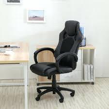 recaro bucket seat office chair. Racing Seat Office Chair Race Car Style Bucket High Back Executive Swivel Black . Recaro S