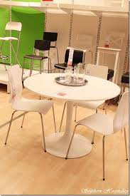 attractive white round table and chairs ikea white round table and chairs ikea starrkingschool