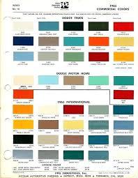 Silver Car Paint Colour Chart Future1story Com