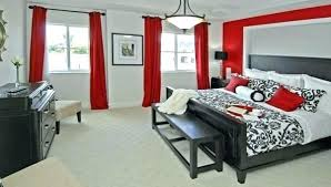 Red And Black Bedroom Ideas Gold White Designs Dieet Co