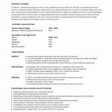 40 Liveable Medical Resume Objective Sierra