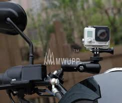Buy Motorcycle Bike Trolley Handlebar Rail Tripod