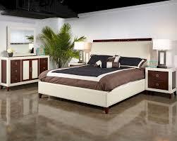 Najarian Furniture Contemporary Bedroom Set Zeno NAZEBSET - Contemporary bedrooms sets