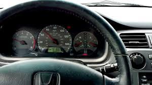 2002 Honda Accord EX Coupe 2.3L VTEC Quick Test Drive & 0-60 @ 3/4 ...
