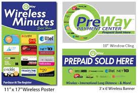 prepaid payment center