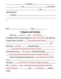 compare and contrast essay graphic organizer outline words compare and contrast essay graphic organizer outline words graphics and essay writing