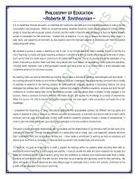 best teaching philosophy statement ideas  sample philosophy of education statement to show teaching passion and beliefs