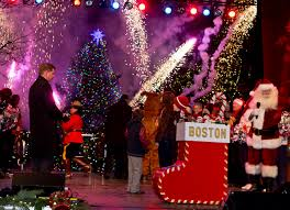 Faneuil Hall Christmas Tree Lighting 2016 Bostons Christmas Tree Comes With A Hefty Price Tag For