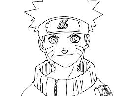 Coloriage Naruto Imprimer Sur Coloriages Info