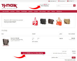 clever ways to stop ecommerce shopping cart abandonment tjmaxx cart abandonment