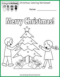 Preschool Christmas Worksheets Preschool Worksheets Christmas ...