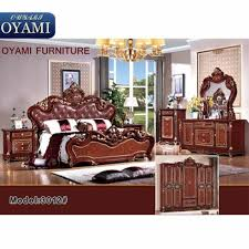 Royal Furniture Antique White Bedroom Sets For Couple - Buy Antique ...