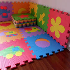Play Mat Floor Puzzle Baby Foam Kids Soft Gym Crawling Toddler