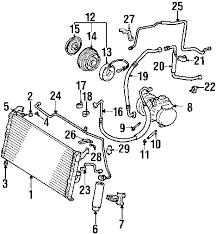 parts com® toyota rav4 condenser fan oem parts diagrams 1998 toyota rav4 base l4 2 0 liter gas condenser fan