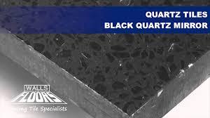 walls and floors quartz tiles black quartz starlike tile