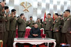 North Korea's Kim <b>Says No</b> More <b>War</b> Thanks to Nuclear Weapons ...