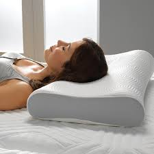 TEMPUR Contour Side To Side Pillow Relax The Back