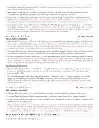 Staff Accountant Resume Samples Resume Resume Samples Format Good Free Download For Senior