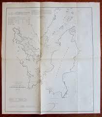 Eastport Harbor Lubec Johnsons Bay Maine Moose Island 1864 U S Nautical Map Ebay