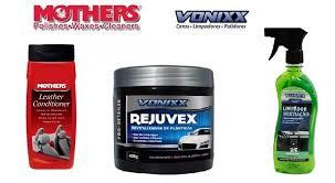 kit 1 leather conditioner mothers 1 rejuvex 1 apc multiuso voni