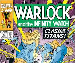 infinity watch. warlock and the infinity watch #10