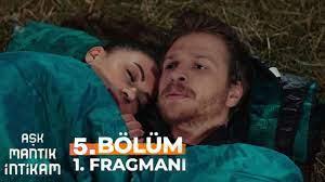 Aşk Mantık İntikam 5. Bölüm Fragmanı | Ozan