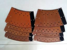 leather arm guards cow guard costume leather arm guards