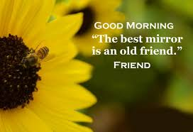 good morning wishes to a friend latest