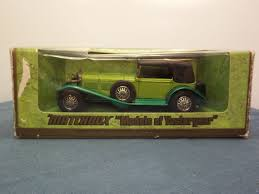 Matchbox Yesteryear: Y16-2-A-9 Mercedes SS Coupe (1928) | ToysNZ