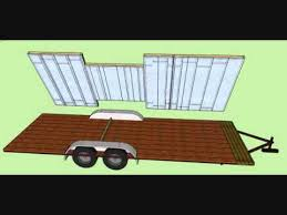 Small Picture Tiny House on Wheels Floor frame sheathing insulation and sub