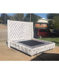 extra tall headboard beds. Exellent Extra Wingback Bed Extra Tall Headboard Upholstered Tufted Silver Velvet Platform  Frame California King Queen Full Twin For Beds Better Homes And Gardens
