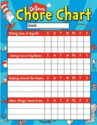 Eureka Dr Seuss Reward Charts Package Of 25 Cat In The Hat 838125 Discontinued By Manufacturer